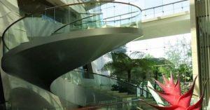 Hilton Bandung entrance