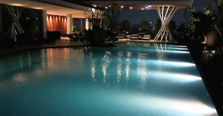 Hilton Bandung pool