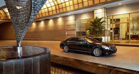 arrive in style at Hilton Kuala Lumpur