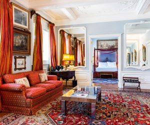 classic suites at Hotel Infante Sagres