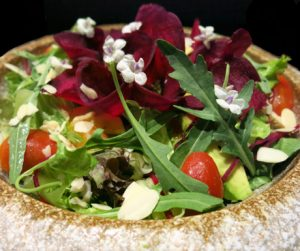 Detox Salad at Navutu Dreams