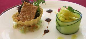 Cantonese vegan fine dining at Shang Palace