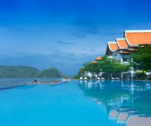 swimming pool at The Westin Langkawi