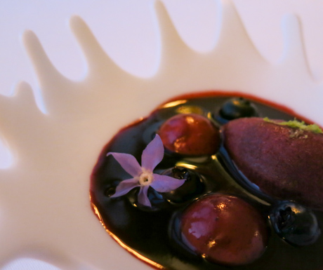 Michelin starred vegan fine dining at The Yeatman