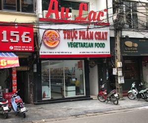 Au Lac food store Hanoi