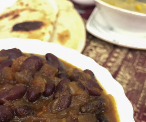 Besto Phnom Penh vegan curry