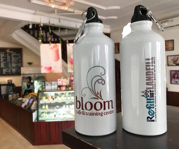 Bloom Cafe Phnom Penh 1