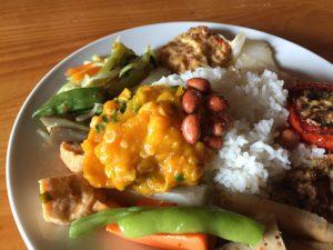 Vegan goodness for just $2 at Bo De Quan