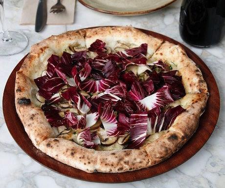 Vegan Pizza from Gigi's Pizzeria in Sydney