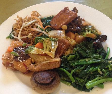 Vegan Food fron Green Gourmet in Sydney