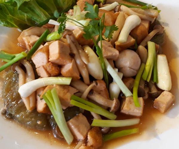 Sabay Vegilicious vegan food 2