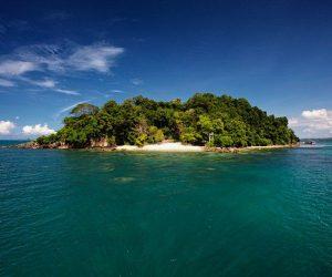 Six Senses Krabey Island view