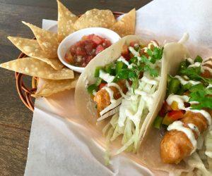 Sundown Social Club vegan tacos