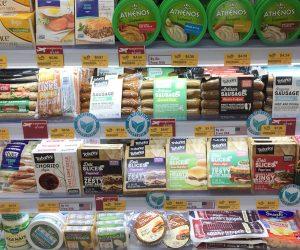 vegan products at Super Duper Phnom Penh