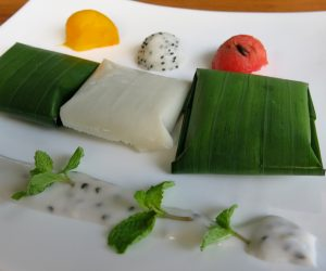 vegan local Cambodian desserts at Templation