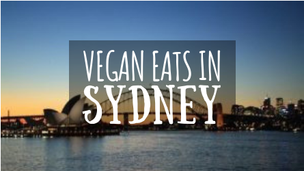 Vegan Eats in Sydney featured image