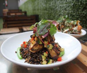 Vegan Food from Yulli's in Sydney