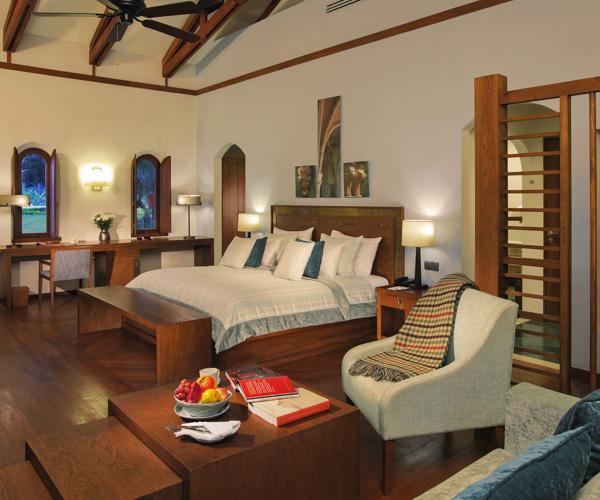 Junior Suite at Sanctum Inle Resort