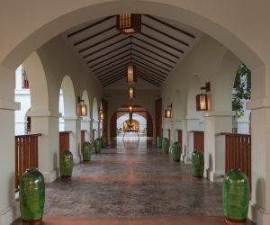 Beautiful design at Sanctum Inle Resort