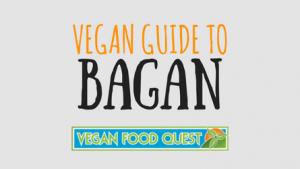 Vegan Bagan featured image