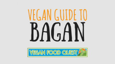 Vegan Bagan featured image