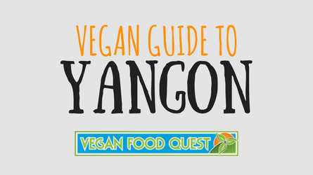 Vegan Yangon featured image