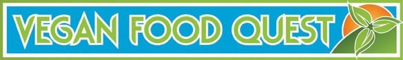 Vegan Food Quest Logo