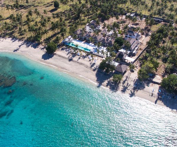 7 Secrets Resort Ariel View
