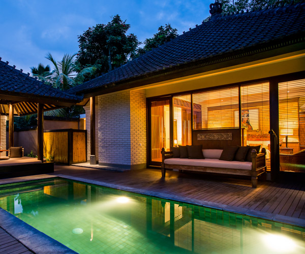 Pool Villa at The Chedi Club