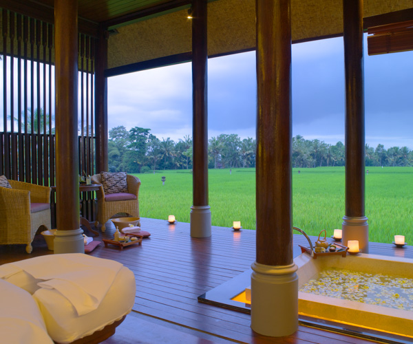 Spa Suite at The Chedi Club