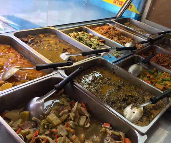 Mae Orathai Vegetarian Phuket