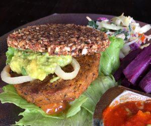 Moksa vegan food 4