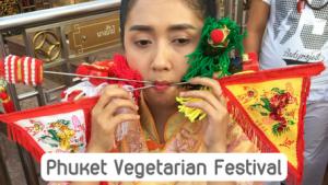 Phuket Vegetarian Festival Featured Image
