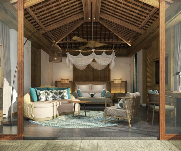 Six Senses Uluwatu One Bedroom Villa