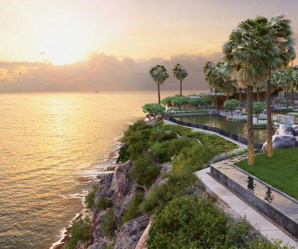 Six Senses Uluwatu Resort View