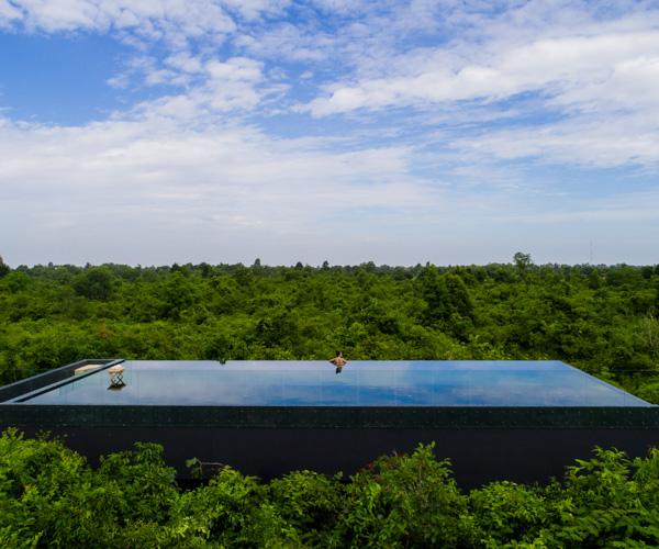 The Beige Swimming Pool