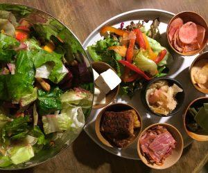 The Beige vegan food 3