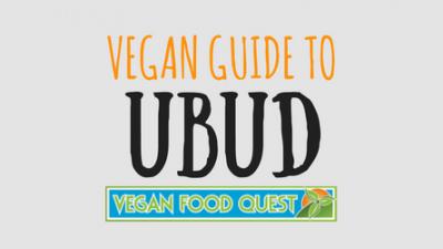 Ubud Vegan Guide Featured Image