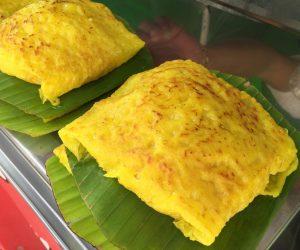 Vegan pancakes in Phuket