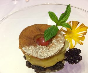 7 Secrets Resort vegan dessert