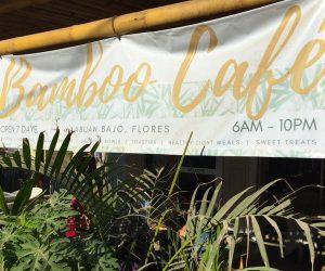 Bamboo Cafe Komodo