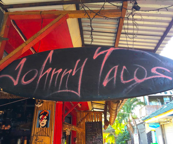 Johnny Tacos in Kuta