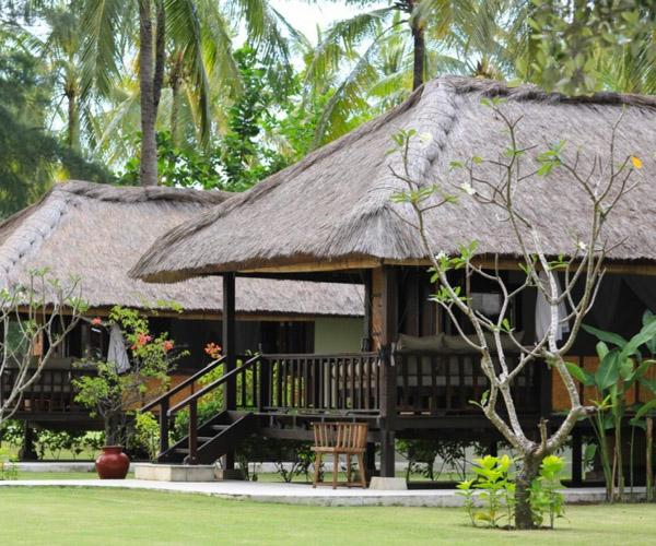 Private Pool Bungalow at Pondok Santi