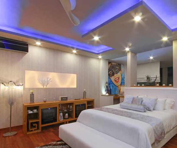 Luxury Suite at 7 Secrets Resort