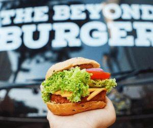 Beyond Burger Grand Hyatt Singapore 1