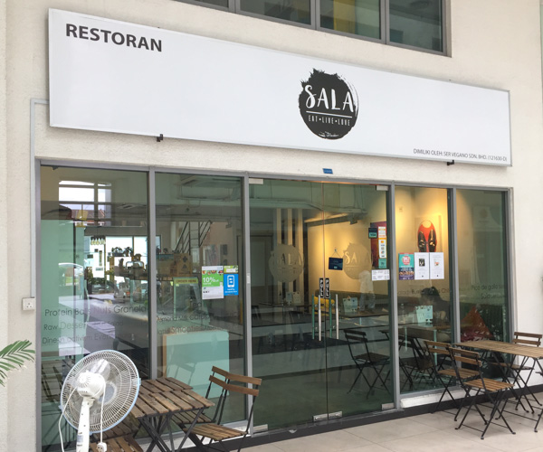 Kuala Lumpur Vegan Food - Sala 1