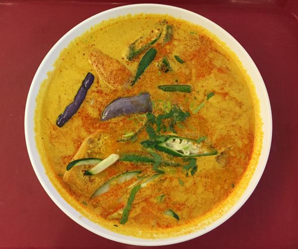 Kuala Lumpur Vegan Food - Simple Life 1