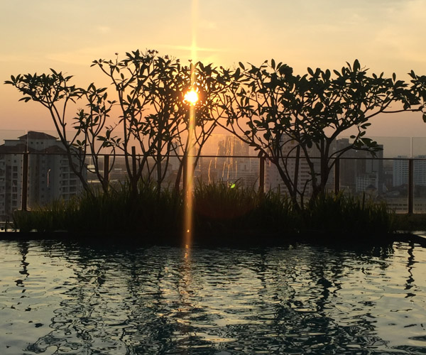 Melaka Sunset