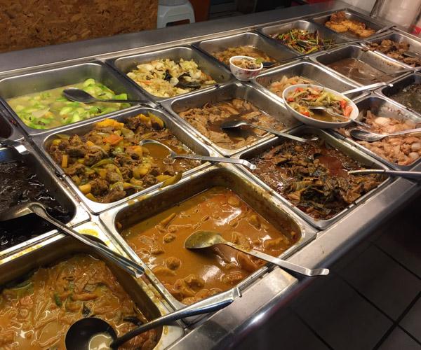 Melaka Vegan Food - Anthony Vegetarian 1