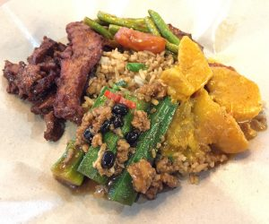 Melaka Vegan Food - Anthony Vegetarian 2